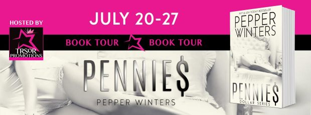 pennies book tour